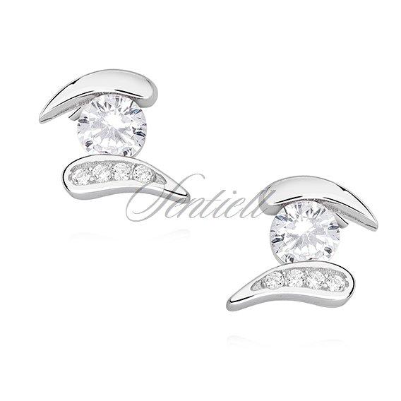 1f3e95dbf4ebb4 Różne wzory - Kolczyki dla dzieci - Biżuteria dziecięca - Hurtownia  biżuterii srebrnej Sentiell #2
